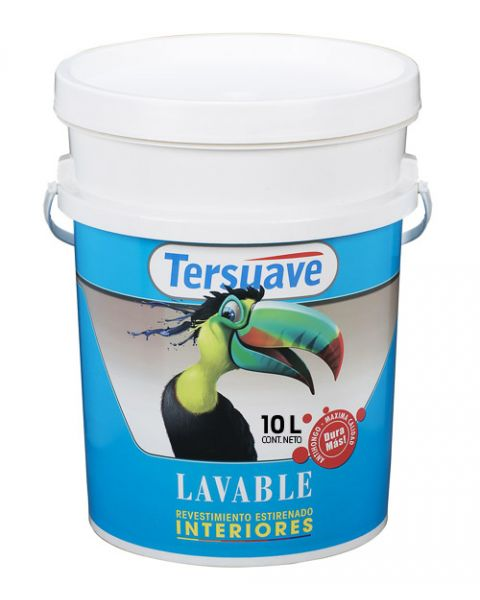 Rev.Lavable Inter. X 10Lt-Tersuave